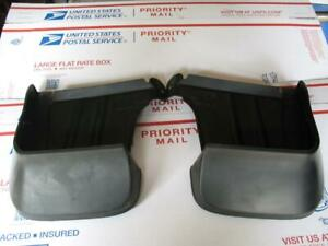 2006-2008 Acura TSX Rear Mud Guards (2) ONLY in great condition