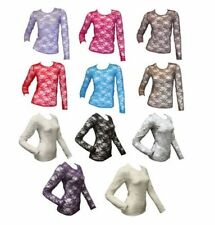 Unbranded Viscose Crew Neck Floral T-Shirts for Women