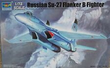 Trumpeter 1/72 TR01660 sukhoi Su-27 flanker b