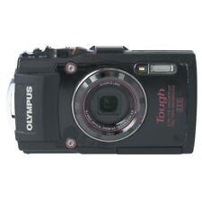 Olympus TG-4 schwarz Unterwasserkamera Outdoorkamera TOP-Preis #LB76