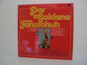 LP  Hugo Strasser - Der Goldene Tanzschuh