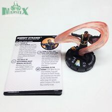 Heroclix Secret Wars: Battleworld set Sheriff Strange #063 Chase figure w/card!