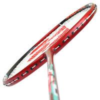 Yonex NANOFLARE DRIVE Badminton Racquet Red Racket Shuttlecock String 4UG5