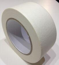 6 x Malerkrepp 50mmx50M Abklebeband Kreppband Abdeckband Lackiererband bis 60°C