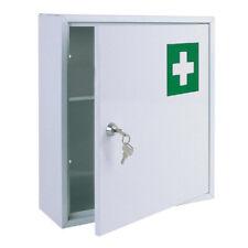 Metal Medicine Cabinet Medication Wall Wardrobe Door