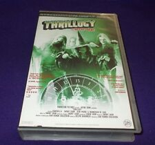 THRILLOGY BY NOTRE DAME VHS PAL
