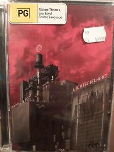 Rammstein: Lichtspielhaus (DVD, 2003) Region 4