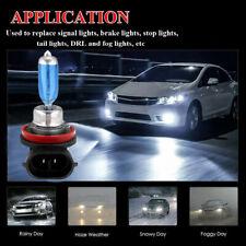 2x H11 12v 55w blue 55W Halogen Light Bright Car Headlight Bulbs Bulb Lamp 5000K