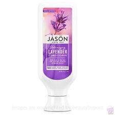 Jason Organic volumizing LAVENDER CONDITIONER adds body to fine hair 454g