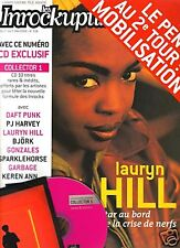 Les Inrockuptibles #336 - Lauryn HILL -  + CD exclusif