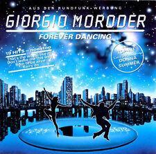 Forever Dancing by Giorgio Moroder (CD, Sep-1992, Emi/Virgin) Donna Summer