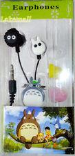 New Japan Ghibli Totoro Smart Phone Ipad / Iphone / Mobile 3.5mm Ear Headphones