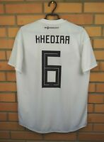 Khedira Germany Player Issue Jersey 2018 Shirt L Climachill BR7313 Adidas Trikot
