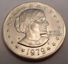1979 S Susan B. Anthony (SBA) Dollar Coin **FREE SHIPPING**