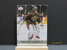 2006-07 Upper Deck #220 Niklas Backstrom YG RC