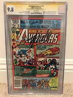 Avengers Annual #10 BEST ONE ON EBAY 1ST APP ROGUE CGC 9.8 WP SSX2 STAN LEE