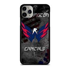 Washington Capitals Logo 5 Case Phone Case for iPhone Samsung LG GOOGLE IPOD