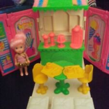 "1987 Kenner Wish World Kids ""Treats N Sweet� Refrigerator Ice Cream Parlor Set"
