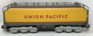 READ 1st Lionel 6-28087 Union Pacific TMCC Scale Auxiliary Water Tender #907856