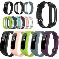 Watch Band Armband Silicon Strap For Honor Band 4 Running / Huawei Band 3e