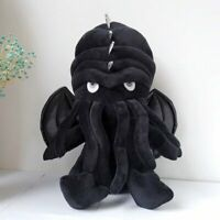 Plush Toy Goth Black Doll Animal Devil Anubis Killstar Dark Lord Stuffed Hydra