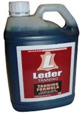 Leder Leather Tanning Formula 2½ Litre 4633