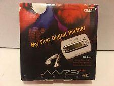 SIMS Digital Voice Recorder Music Player, External Data Storage 64MB MUZE