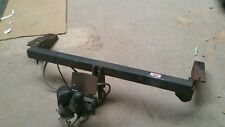 Citroen C5 01-05 Towbar With Electrics For Hatchback