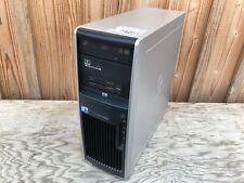 Unité centrale HP XW4600T workstation   Unité centrale en état de marche