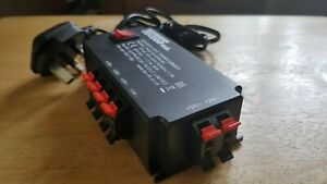 BNIB - BAR LIGHTING TRANSFORMER for BAR FONT 60w 24v PLUG & GO  t-bar/python PUB