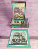 Country Classics Music Readers Digest Three Cassettes Program Notes 1986 Vintage