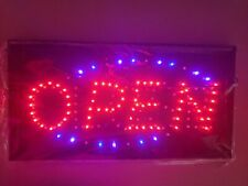 Ultra Led Neon Lights - Open & Close Sign For Business