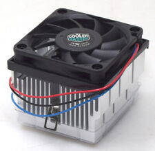Cooler Master CPU Kühler Cooler Intel Sockel 370 60mm Lüfter 3-pol 3pol NEU