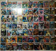 BATMAN #300-712 + ANNUALS NM KNIGHTFALL DC COMICS SET LOT 341 HIGH GRADE ISSUES