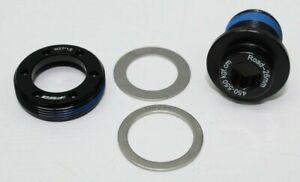 FSA MegaExo Crank Screw / Bolt, QR-8A, 26mm, for Road Bikes. Full Speed Ahead.