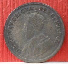 Canada: 1919, 5 Cent Silver Canadian Edward V KM# 22 A-700