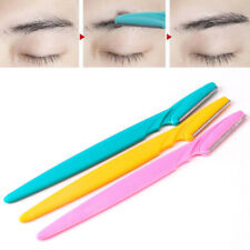 Eyebrow Shaping Razor Hair Removal Blade Eye Brow Knife Shaver Cosmetic Tools