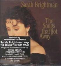 Songs That Got Away 0042283911628 By Sarah Brightman CD