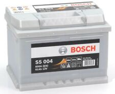 Bosch Battery S5 004 FITS Ford Focus 1600 Petrol 57