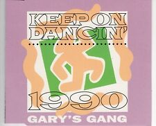 CD-S GARRY'S GANG	Keep on dancing ( 1,59) EX  (A0051)