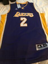 f6753b71f Los Angles Lakers Lonzo Ball Men Adidas Jersey Size XL Purple