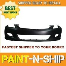 NEW 2006 2007 Honda Accord Sedan / Hybrid Front Bumper Painted (HO1000235)