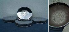 Originale Radkappen VW; vermutlich 80er Jahre; Durchmesser 15 cm / Chrom
