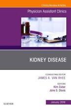 KIDNEY DISEASE - ZUBER, KIM (EDT)/ DAVIS, JANE S. (EDT) - NEW HARDCOVER BOOK