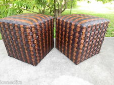 Pleasing Tropical Vanity Stools Benches For Sale Ebay Caraccident5 Cool Chair Designs And Ideas Caraccident5Info