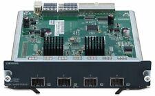 HPE - JC091A - 5800 4-port 10GbE SFP+ Module Schnelles Ethernet Netzwerk-Switch-