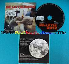 CD Singolo Beastie Boys Ch-Check It Out 7087 6 18569 2 7 CARDSLEEVE PROMO(S12)
