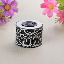 Wireless Portable Mini Stereo Bass Speaker Music Player Speaker USB LED Light BK