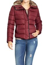 OLD NAVY Womens Frost Free Fur Puffer Winter Jacket Coat REG, TALL, PETITE SIZES