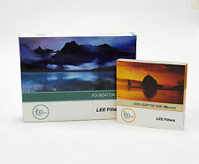 Lee Filters Foundation Holder Kit + 58mm Wide Adapter Ring. Brand New